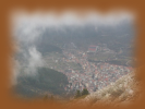 Karpenisi,panoramic view